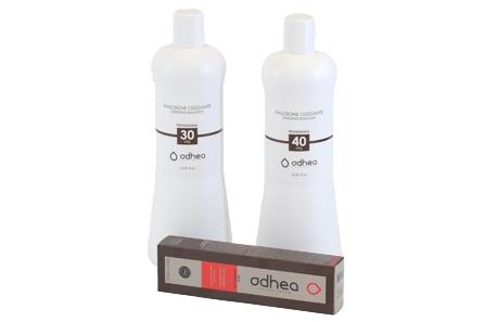 Odhea prodotti tecnici per tinture, colorazione - L'Elisir di Chanelle Montebelluna Volpago del Montello