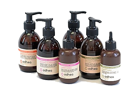 Prodotti professionali per capelli Curativi