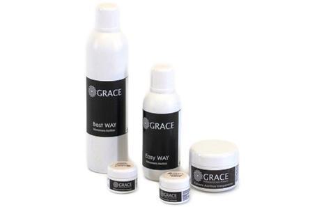 Polveri in acrilico - Prodotti professionali per ricostruzione unghie Grace Professional