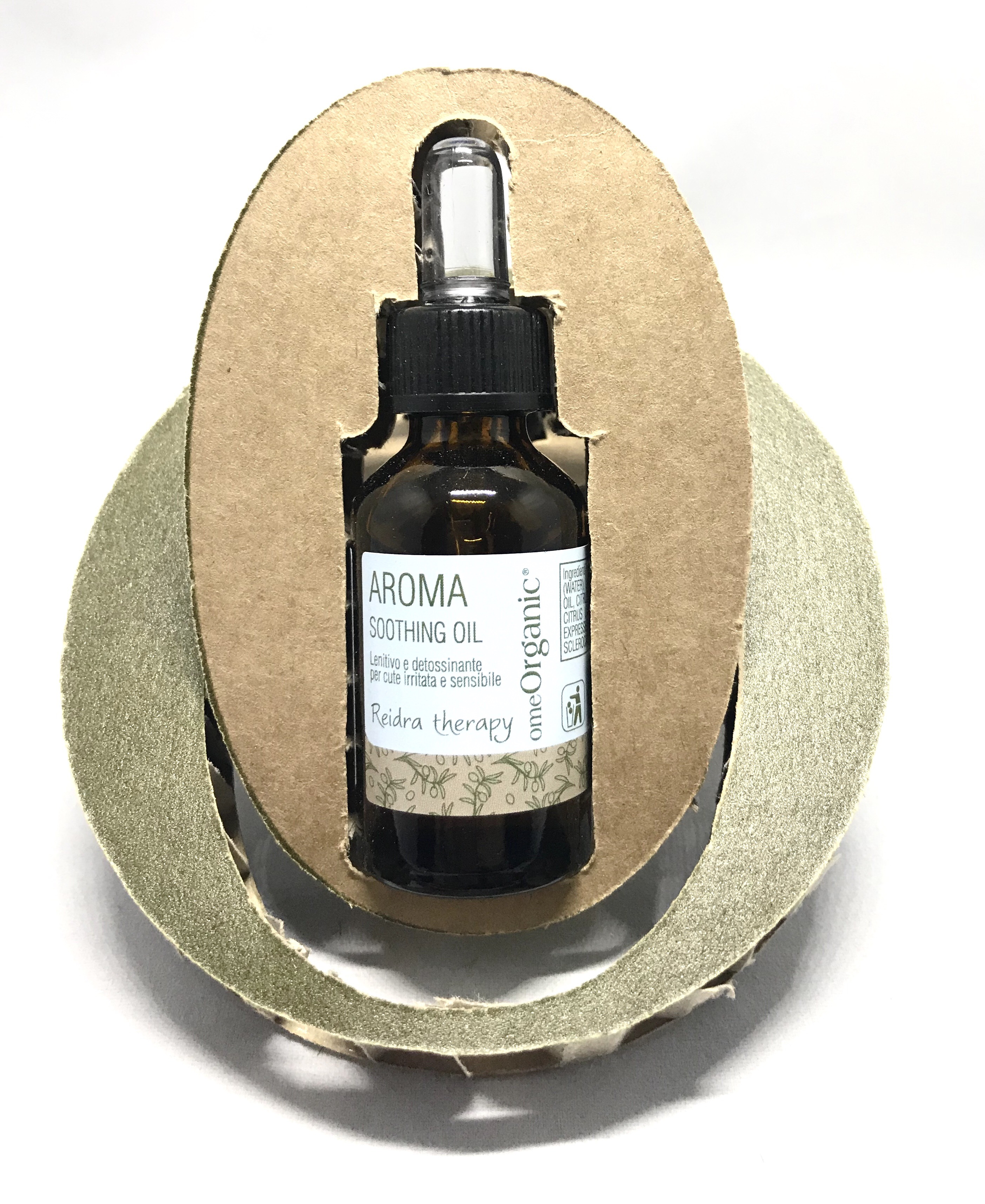 aroma soothing oil
