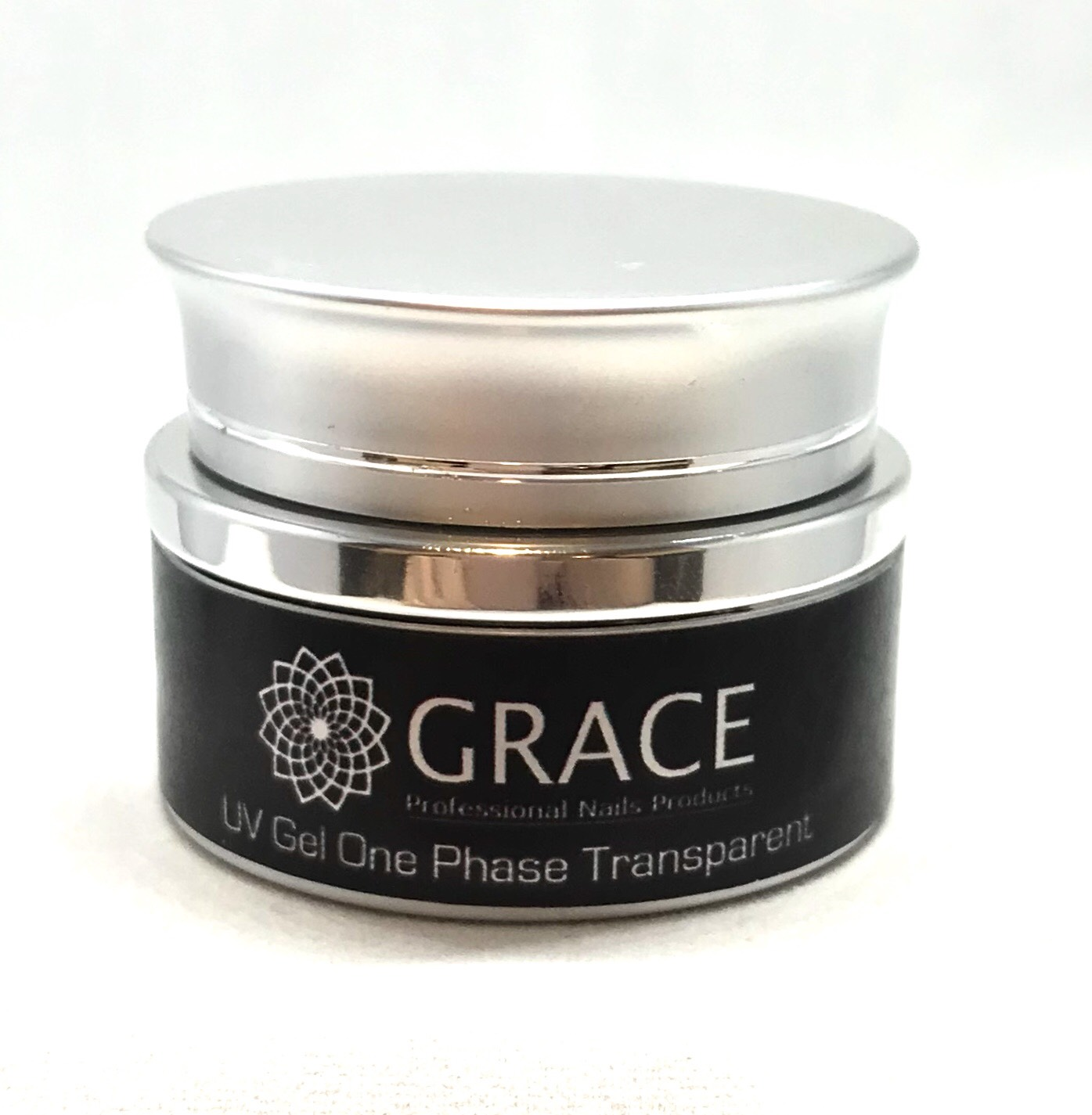 uv gel one phase trasparente 15ml