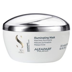 ALFA-PARF DIAMOND ILLUMINATING MASK 200ML shop on line prodotti professionali per capelli