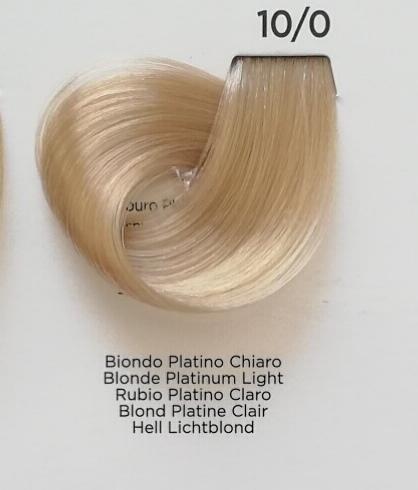 INEBRYA COLOR 10/0 BIONDO PLATINO CHIARO e-commerce prodotti per parrucchieri