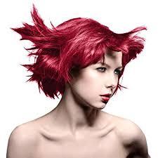 MANIC PANIC SEMIPERMANENT COLOR RED VELVET e -shop prodotti per parrucchieri