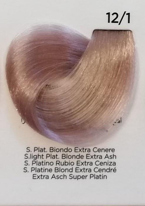 INEBRYA COLOR 12/1 S. PLATINO BIONDO EXTRA CENERE VENDITA ONLINE PRODOTTI PER PARRUCCHIERI