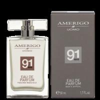 AMERIGO EAU DE PARFUM UOMO 91 shop on line prodotti corpo