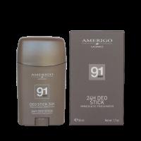 AMERIGO DEO STICK 24H UOMO 91 vendita online prodotti per parrucchieri
