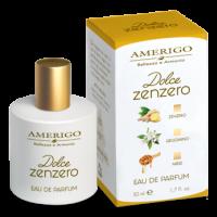 AMERIGO EAU DE PARFUM DOLCE ZENZERO shopping on line corpo