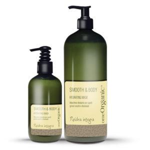 OMEORGANIC HYDRATING MASK 1000ml shop on line prodotti professionali per capelli danneggiati