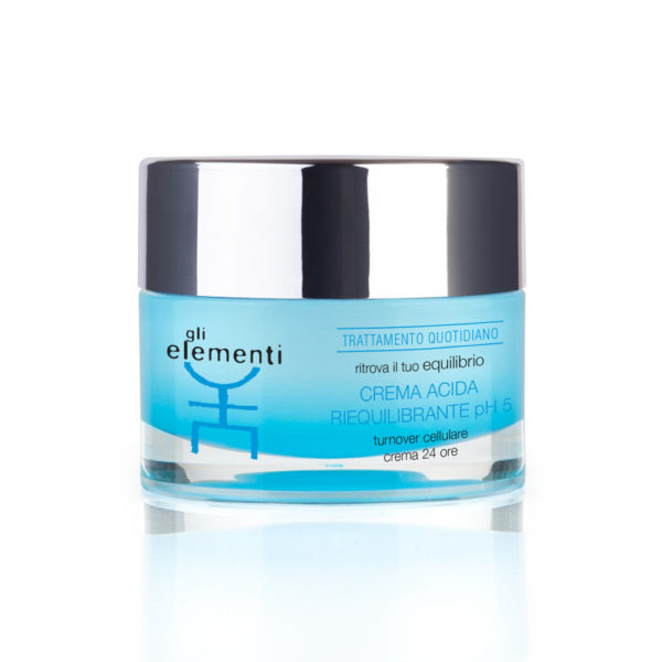 CREMA ACIDA VISO RIEQUILIBRANTE pH5 vendita on line prodotti viso