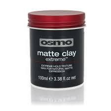OSMO CERA MATTE CLAY shop on line prodotti professionali per parrucchieri