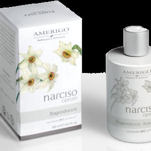 AMERIGO BAGNO DOCCIA NARCISO CIPRIATO shop on line prodotti per il corpo