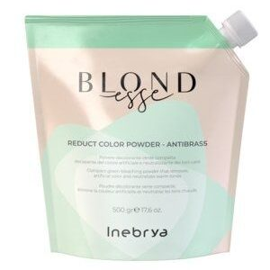 INEBRYA BLONDESSE - ANTIBRASS - 500g shop on line prodotti per capelli colorati