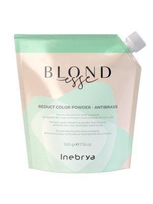 INEBRYA BLONDESSE - ANTIBRASS - 500g shop on line prodotti per capelli colorati