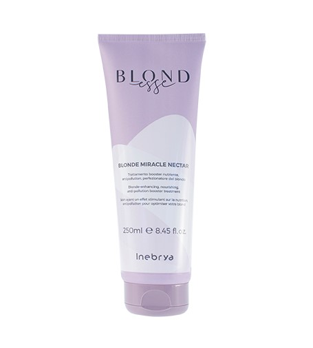 INEBRYA BLONDE MIRACLE NECTAR 250ML shop on line prodotti capelli sfibrati